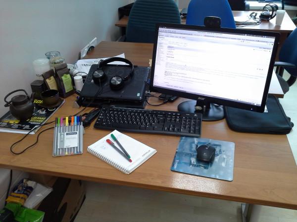 Workplace-TTK