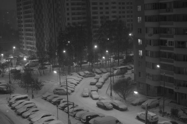 November Snow 2