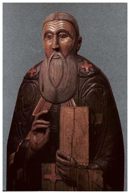 Иоанн, архиепископ Новгородский. 16в