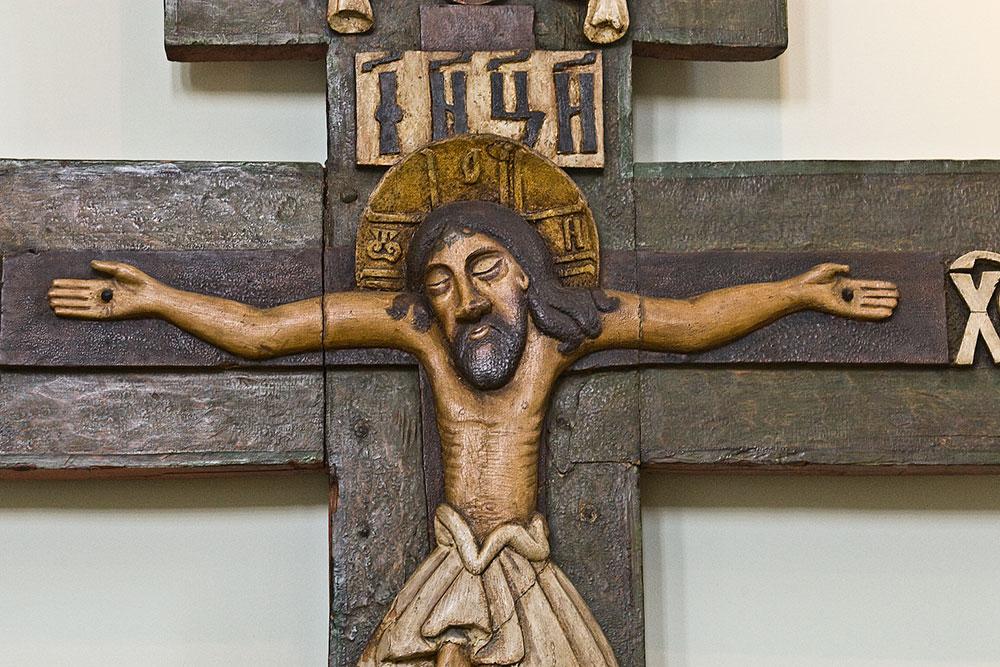 поклонный крест. пермь.