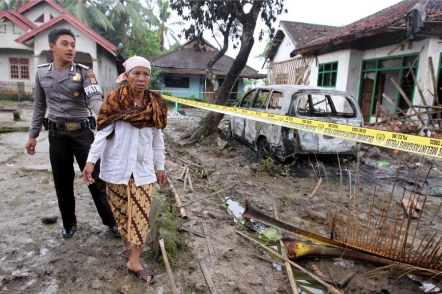 Should outsiders be meddling in indonesia's religious affairs?