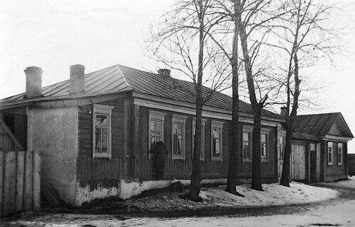 Супоневская больница: старейшее фото, 40..50-ые