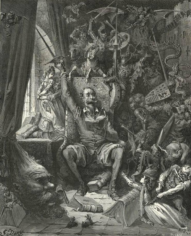Фронтиспис парижского издания 1863 года, издательство Hachette.