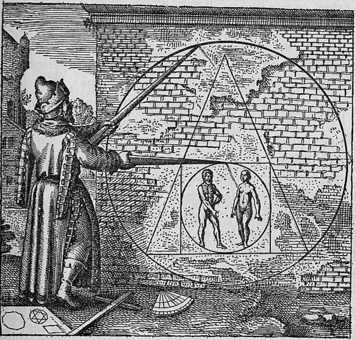 Эмблема философского камня
