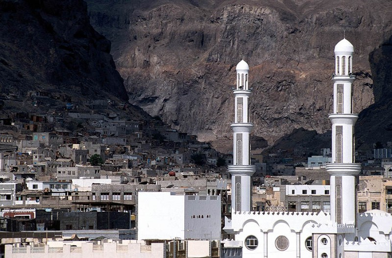 Город Аден (Йемен) Photo by Jialiang Gao www.peace-on-earth.org