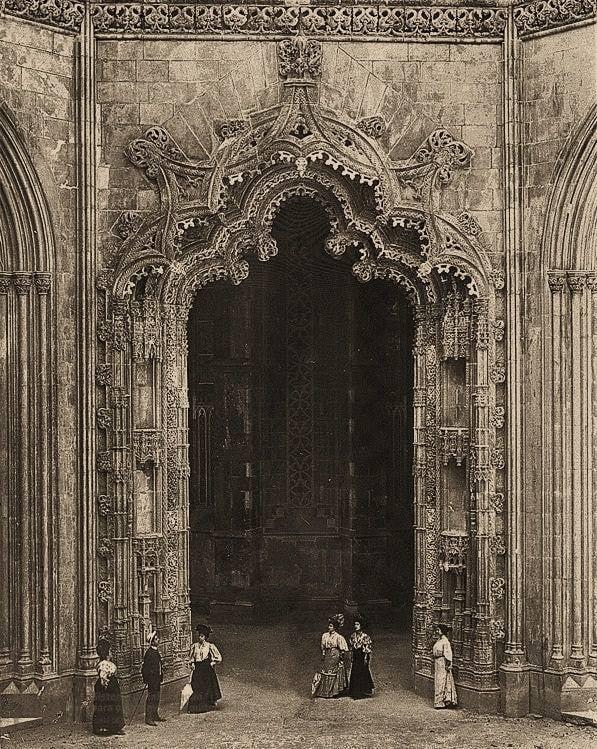 Batalha Monastery (1900)