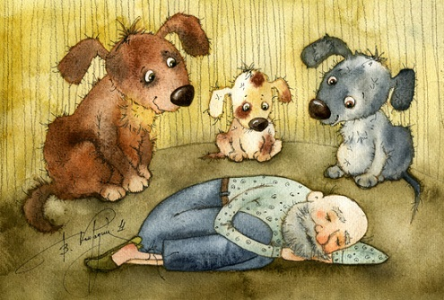 павлов и его собаки