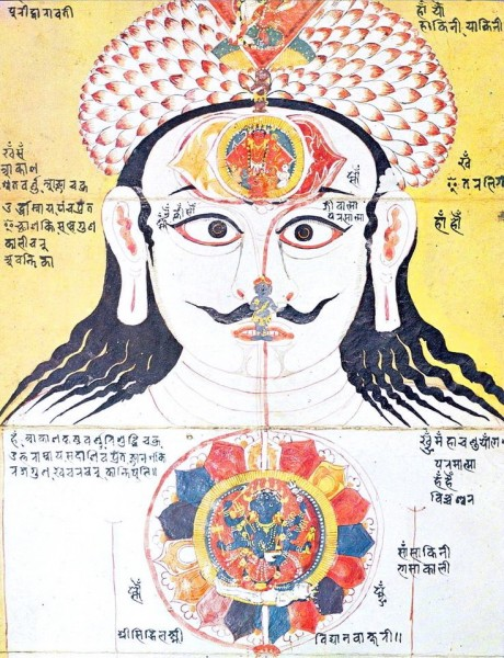 hindu chakras