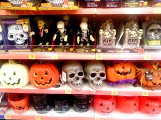 Halloween in August?