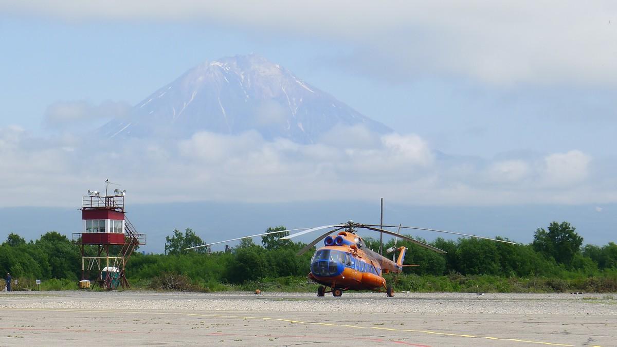 Авачинский вертодром