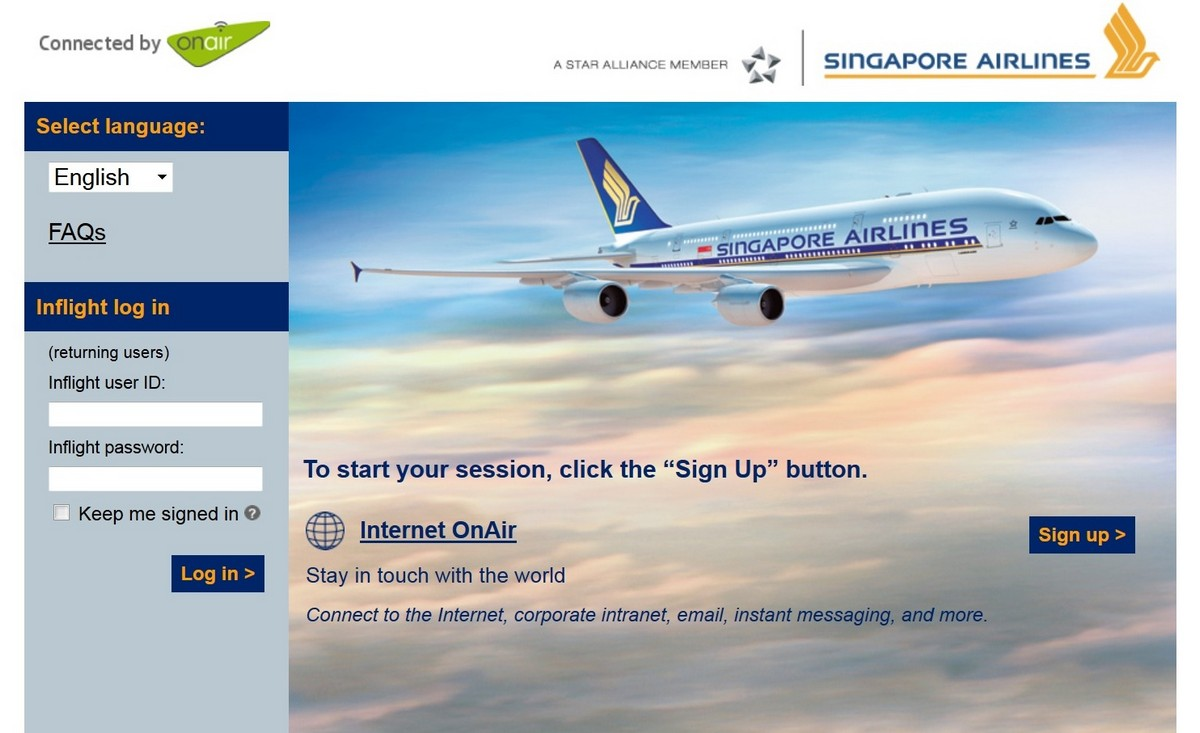 singapore airlines 1