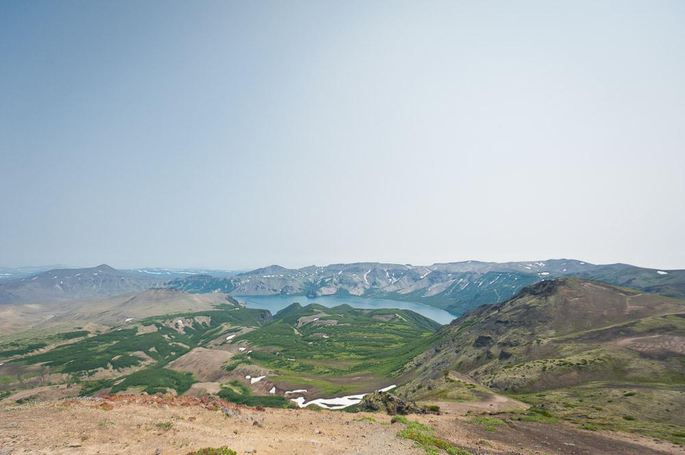 Ксудач, Камчатка