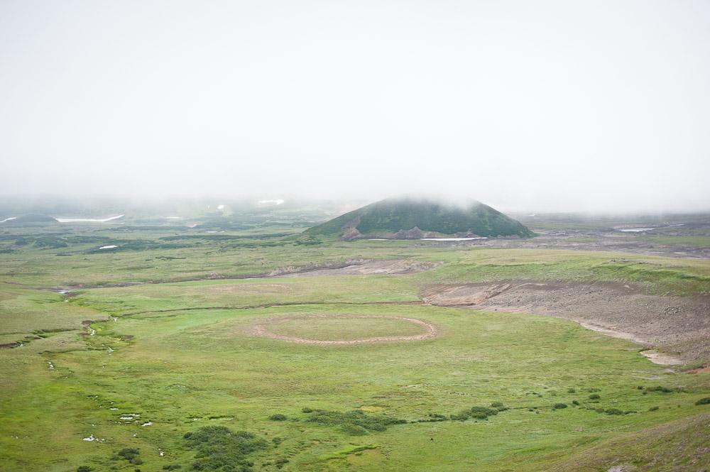 Мутновка, Камчатка
