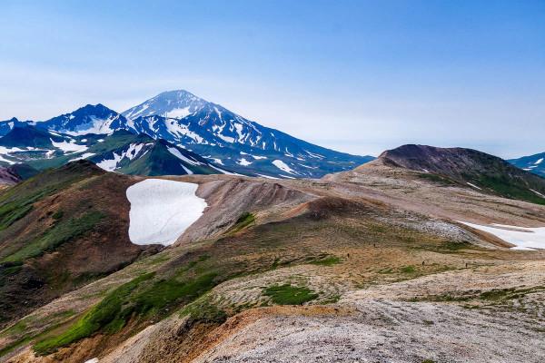 Терра Инкогнита. Вулканы юга Камчатки: Камбальный.