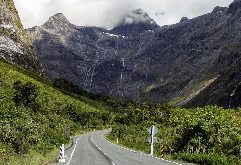 New Zealand - Milford Sound