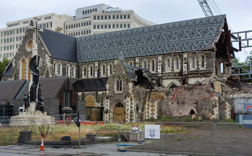New Zealand - Christchurch