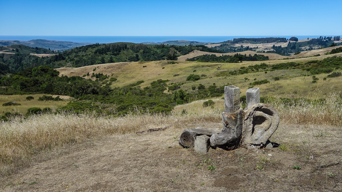 Djerassi Resident Artist Program monument