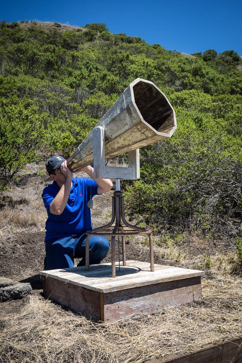Djerassi Resident Artist Program Telescope