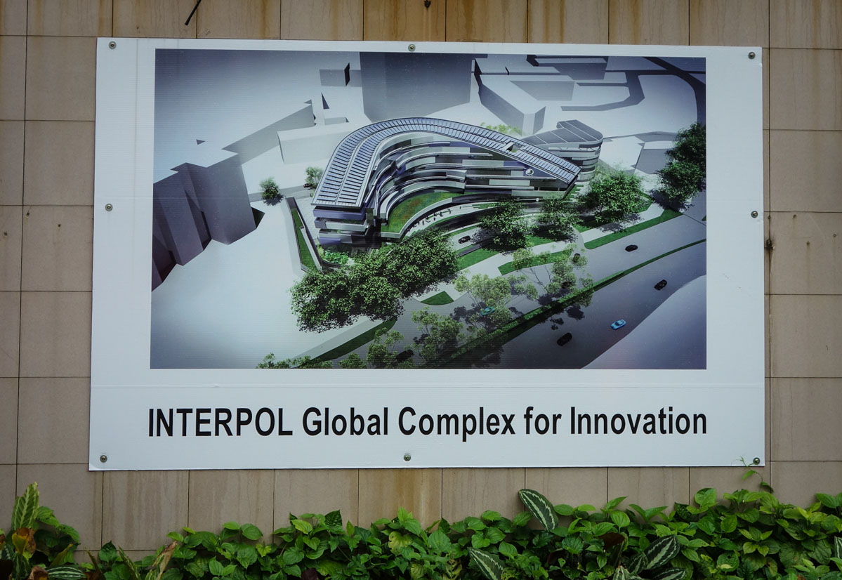 INTERPOL - Global Center for Innovation