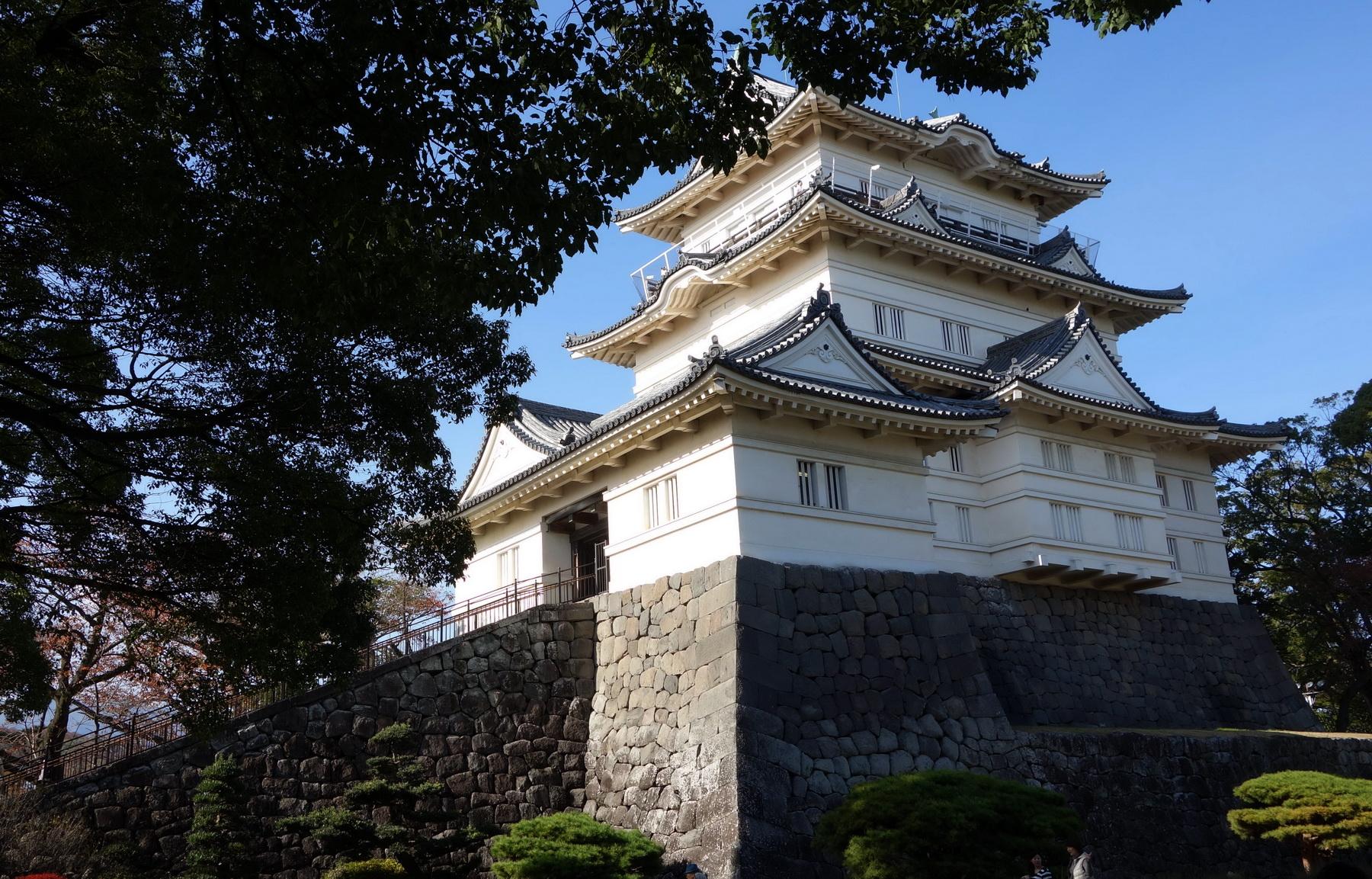 Замок Одавара