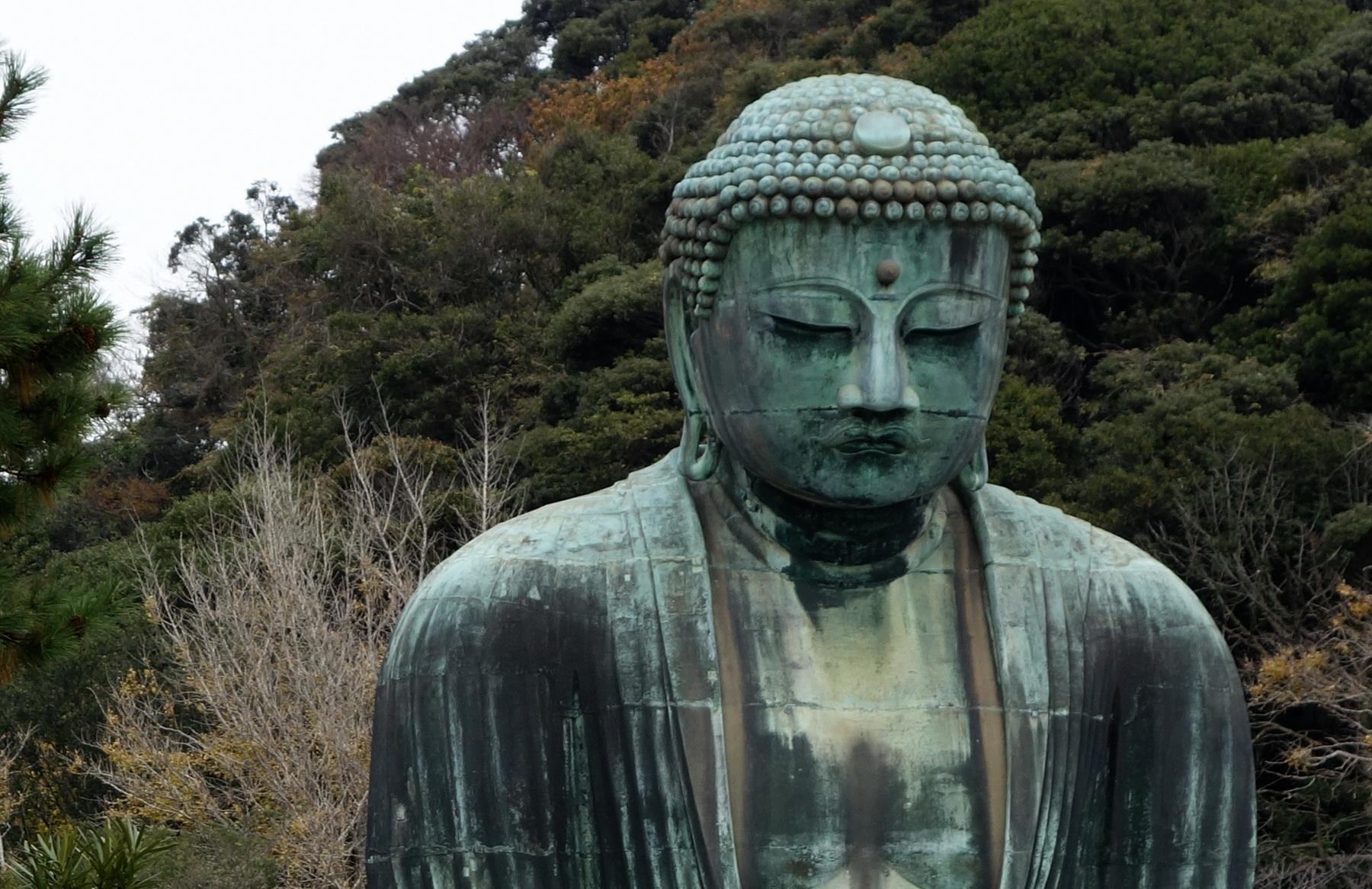 Большой Будда Котоку-ин
