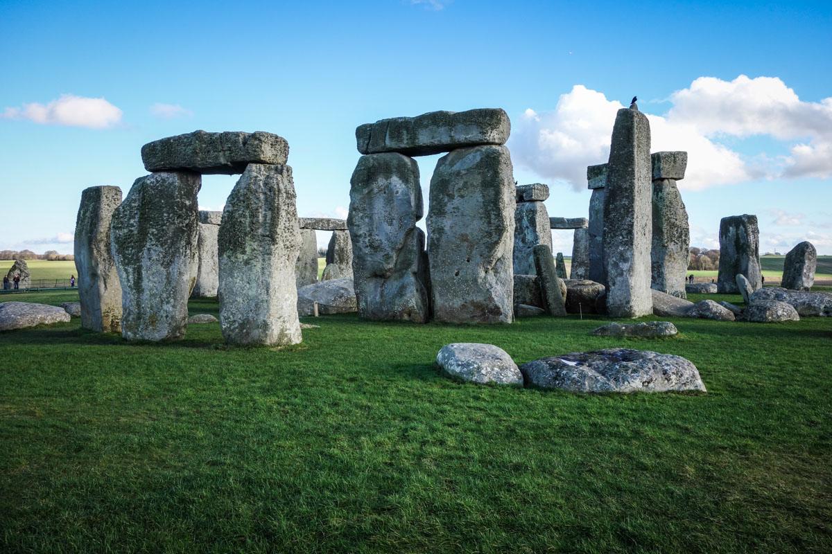 Стоунхенджские каменюки