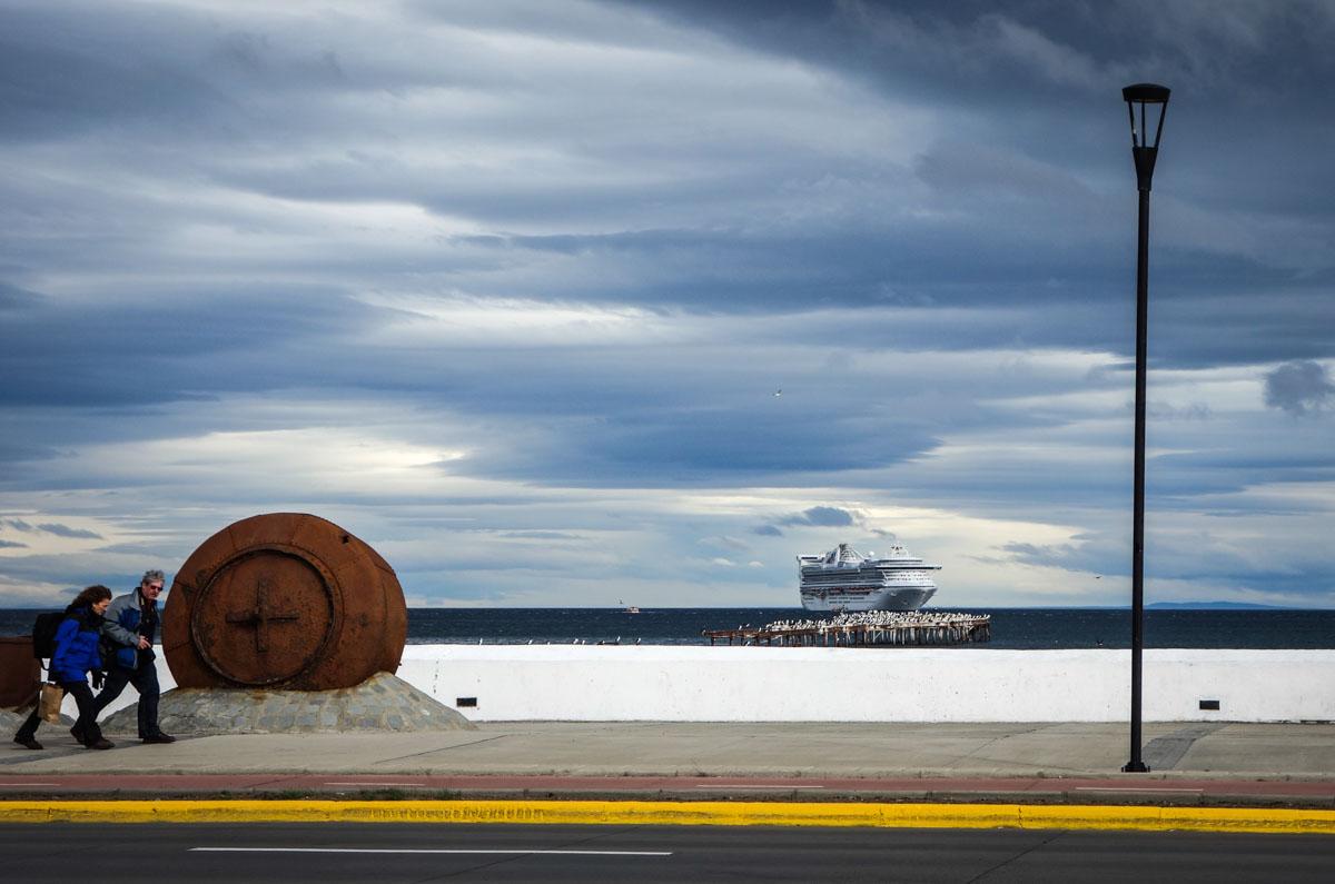 Пунта Аренас - ворота в Антарктиду