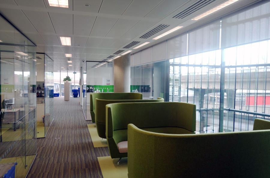 Новый офис в Лондоне
