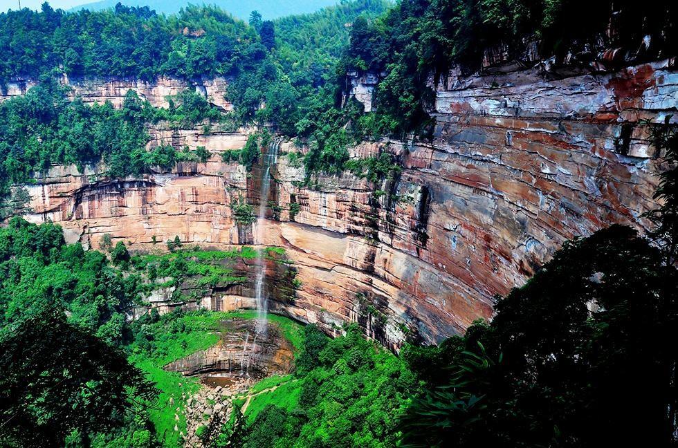 Mount Chishui 3
