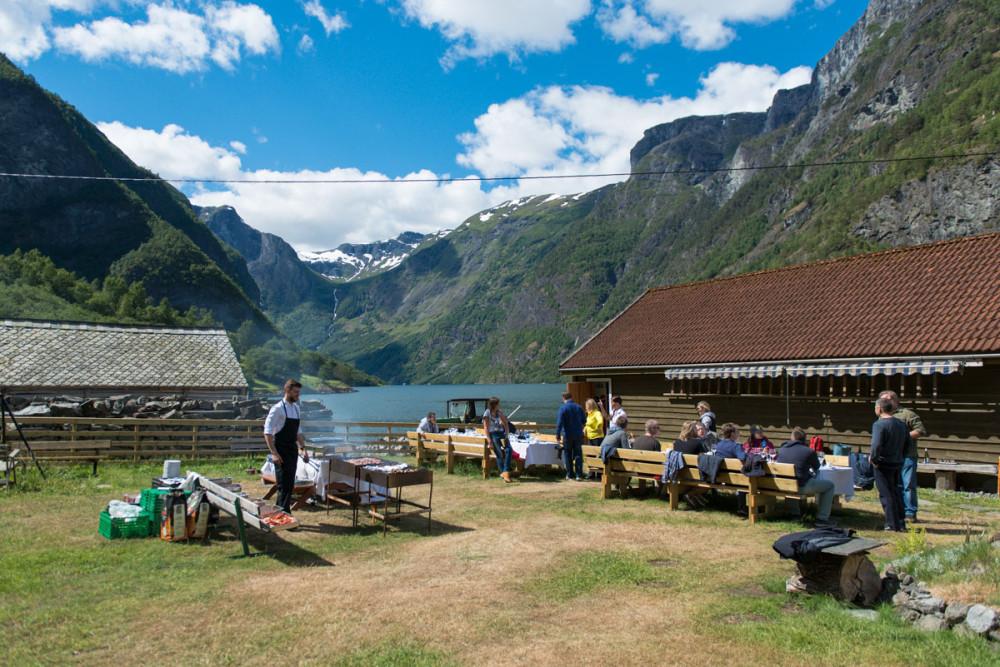 Норвержские чревоугодия