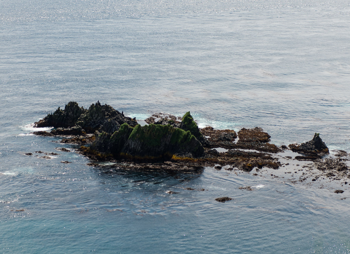 Жемчужина Курильских островов - Ушишир