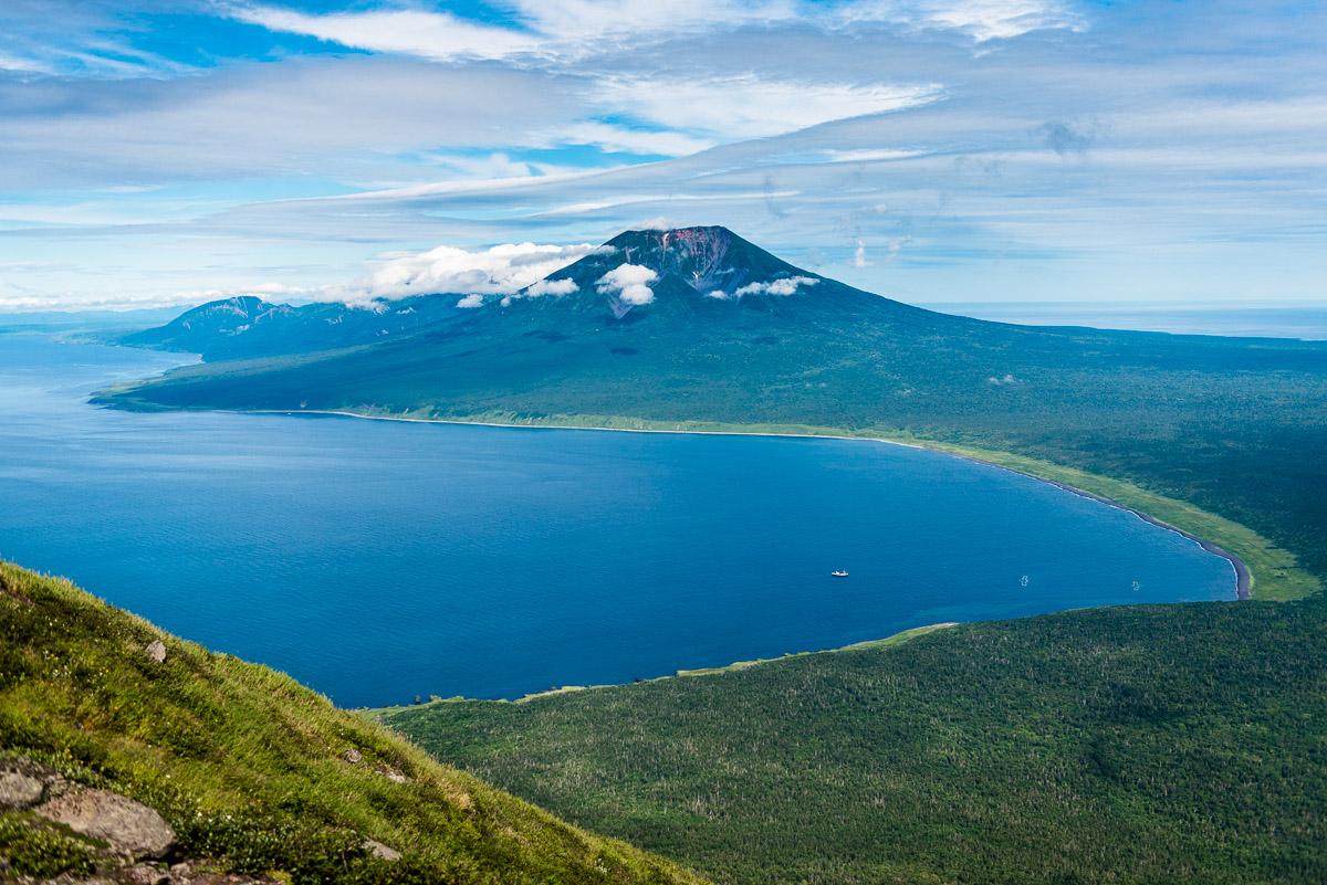 Штурмуем вулкан Атсонупури