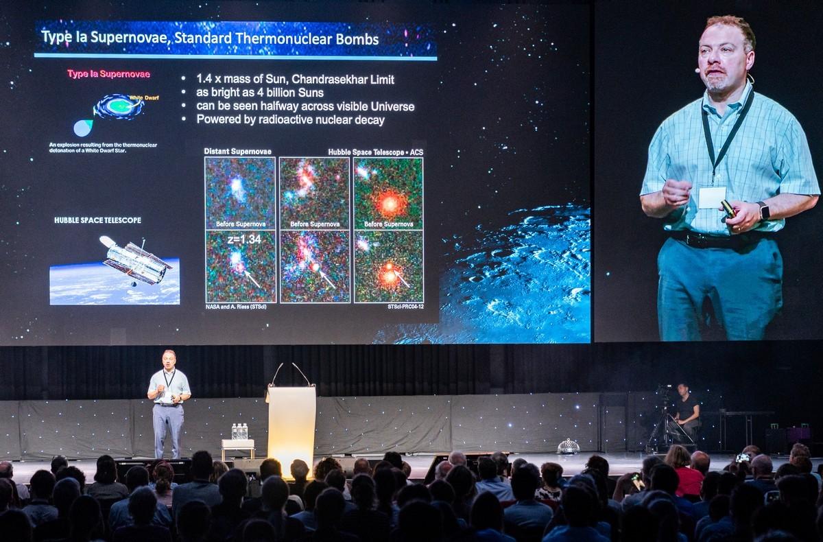 Starmus-2019: стереофотки им.Брайана Мэя и байки нобелевских лауреатов. DSC01128
