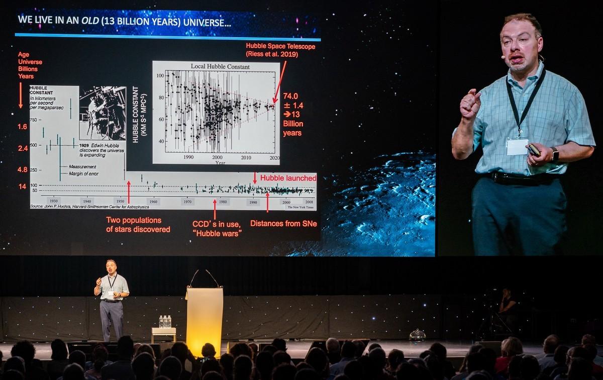 Starmus-2019: стереофотки им.Брайана Мэя и байки нобелевских лауреатов. DSC01146