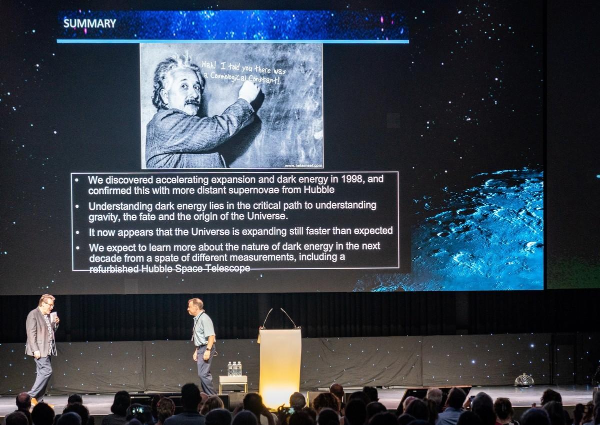 Starmus-2019: стереофотки им.Брайана Мэя и байки нобелевских лауреатов. DSC01156