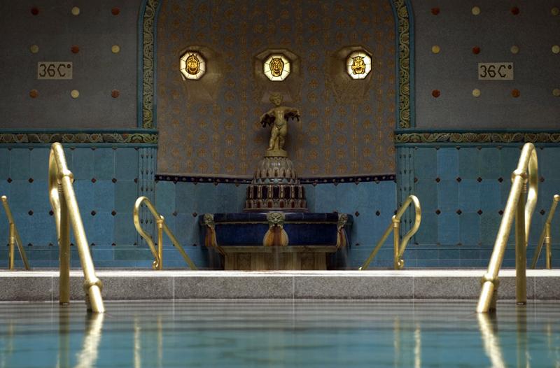 Термальные ванны Геллерт