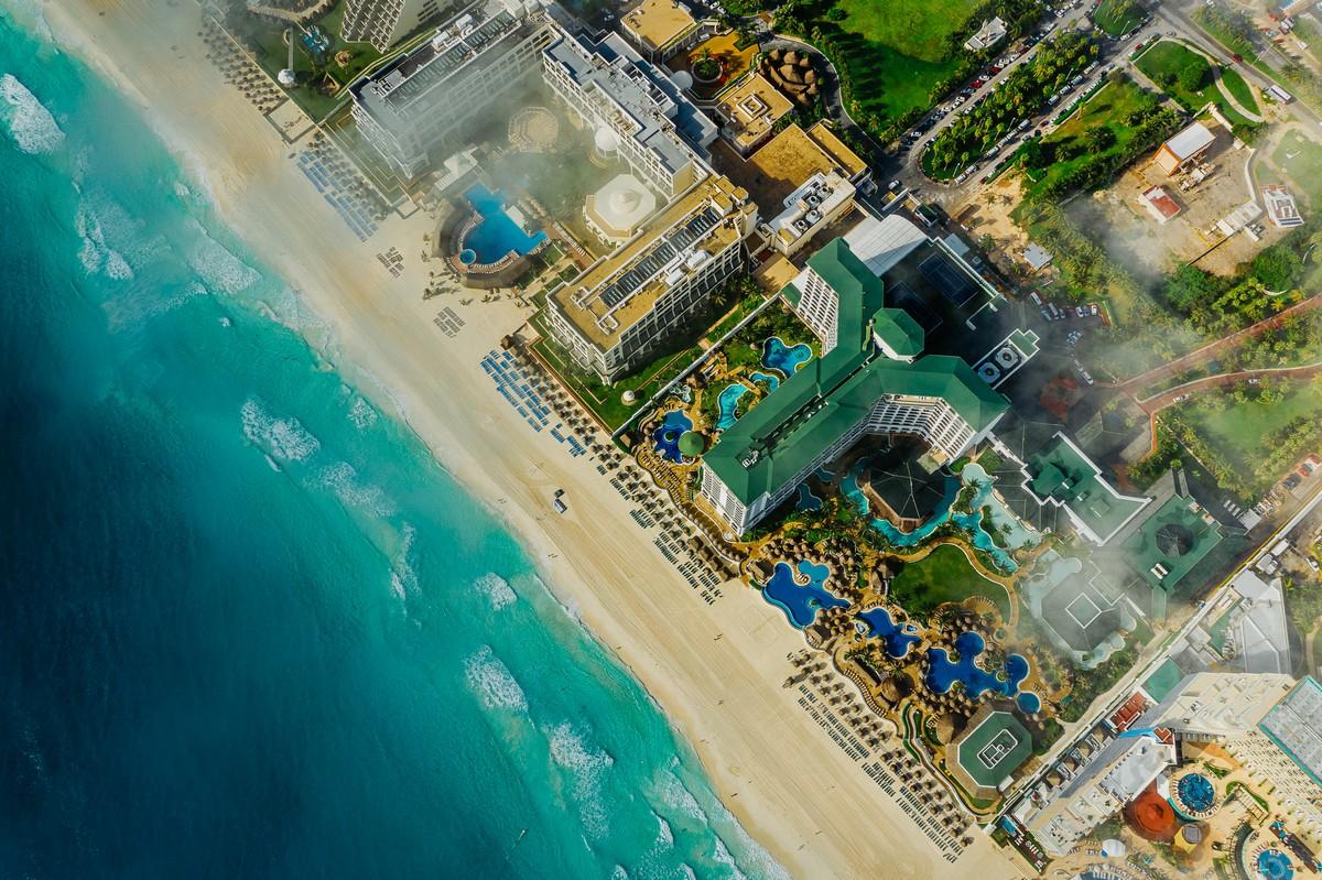 Привет Канкун, пока Канкун! DJI_0584