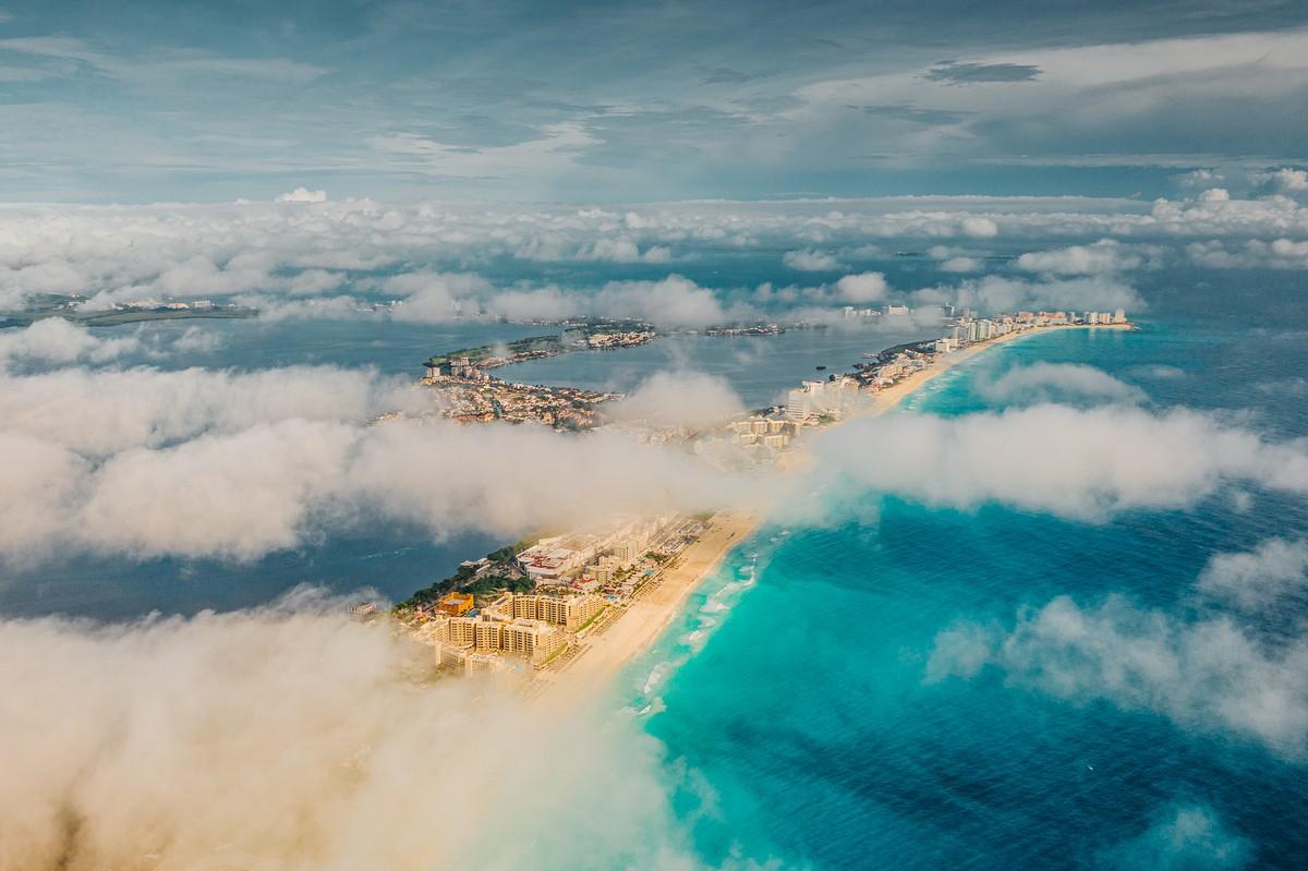 Привет Канкун, пока Канкун! DJI_0591