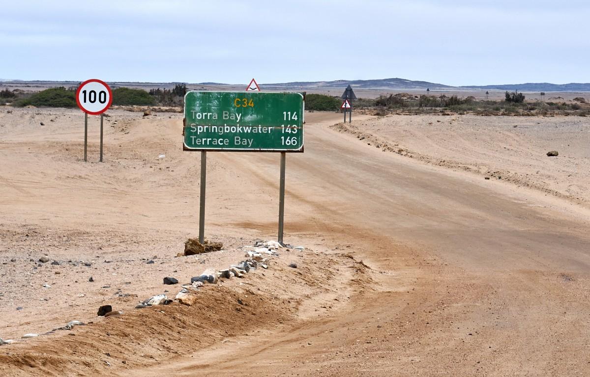 Намибия, день подвига: Берег Скелетов. Часть 1. DSC02506