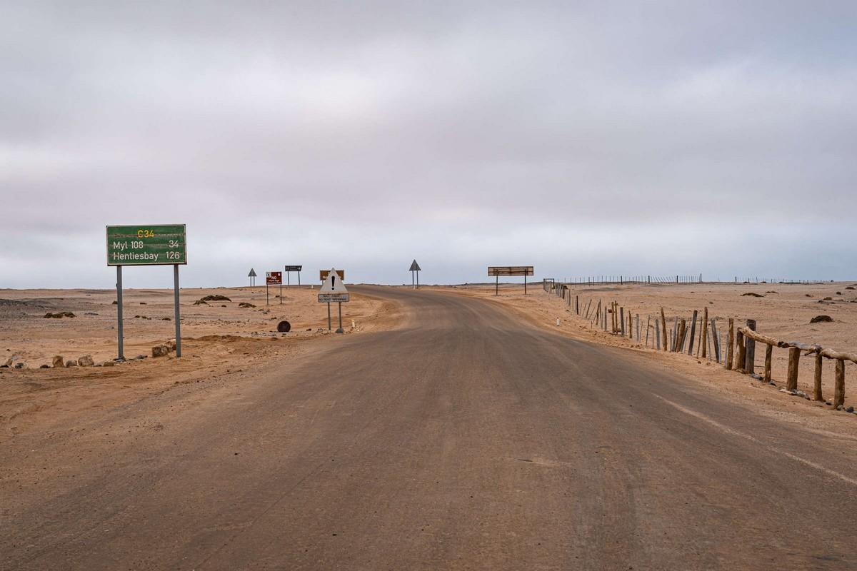Намибия, день подвига: Берег Скелетов. Часть 1. DSC02507