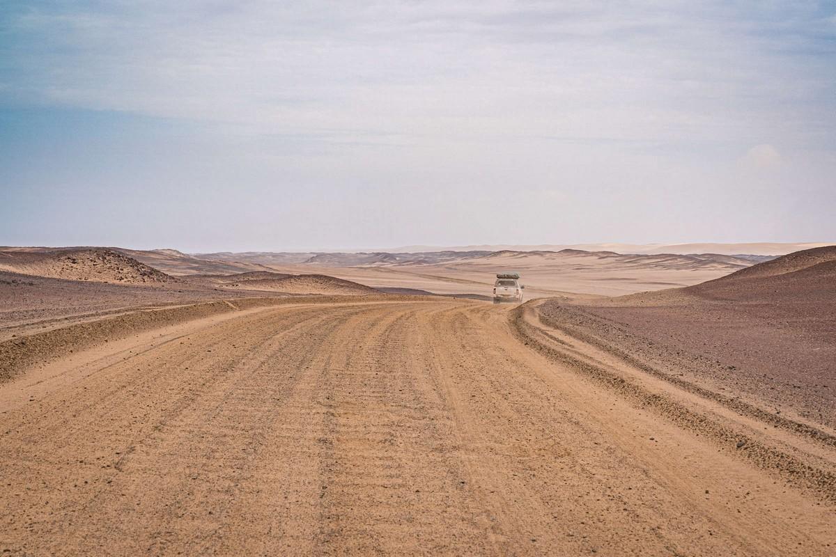 Намибия, день подвига: Берег Скелетов. Часть 1. DSC02550