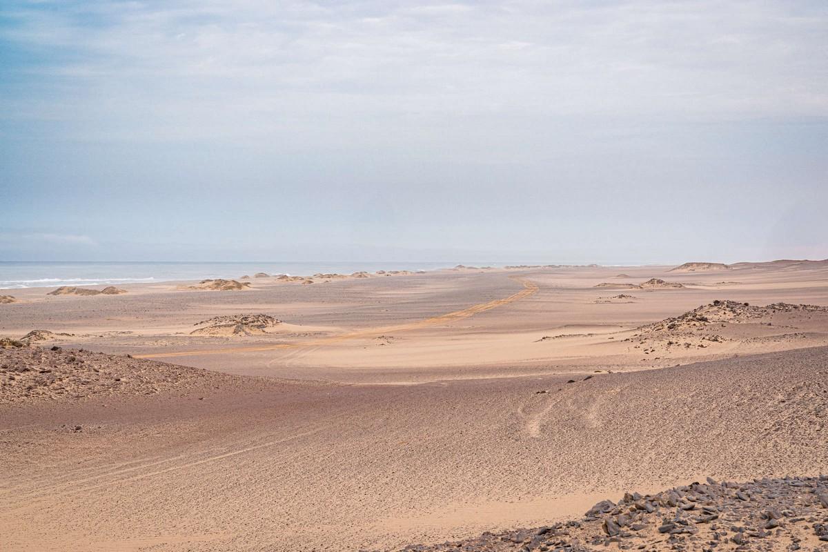 Намибия, день подвига: Берег Скелетов. Часть 1. DSC02552