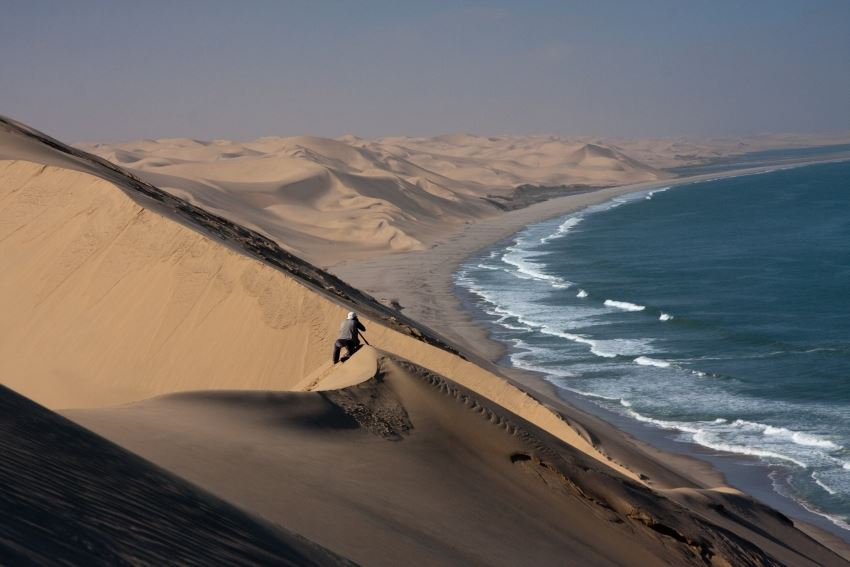 Намибия, день подвига: Берег Скелетов. Часть 1. 13882251_1755625518013820_1687328664196828068_n