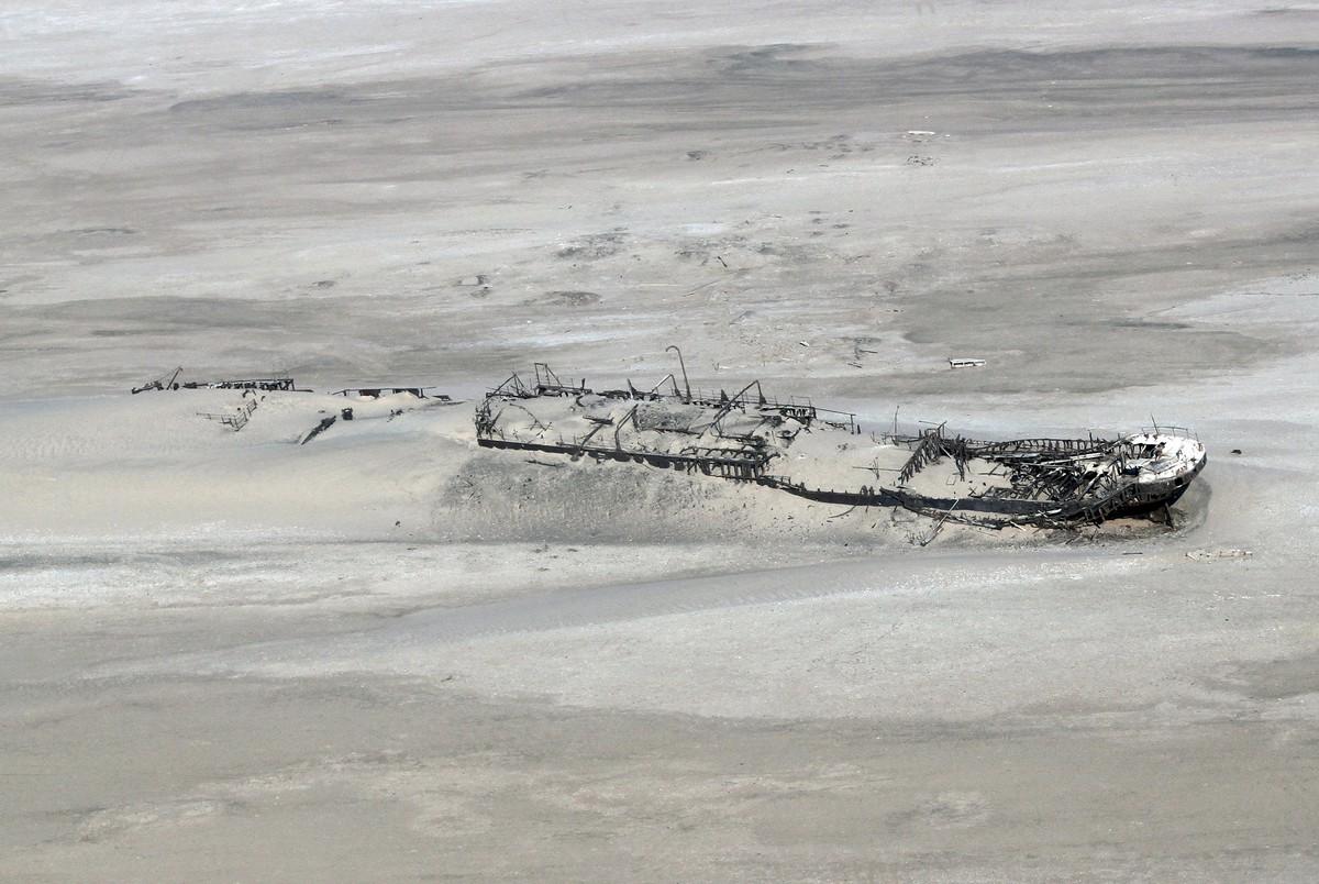 Намибия, день подвига: Берег Скелетов. Часть 1. Eduard_Bohlen_anagoria