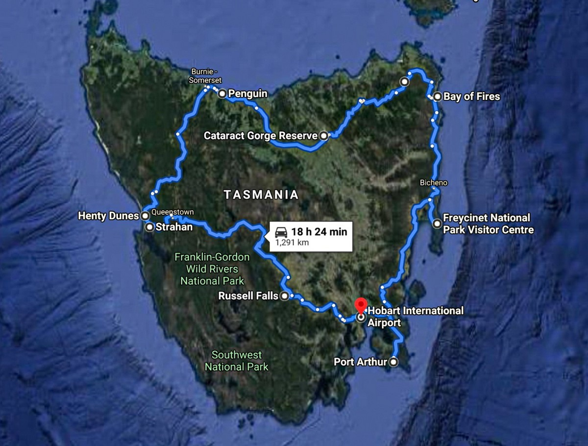 tasmania-drive