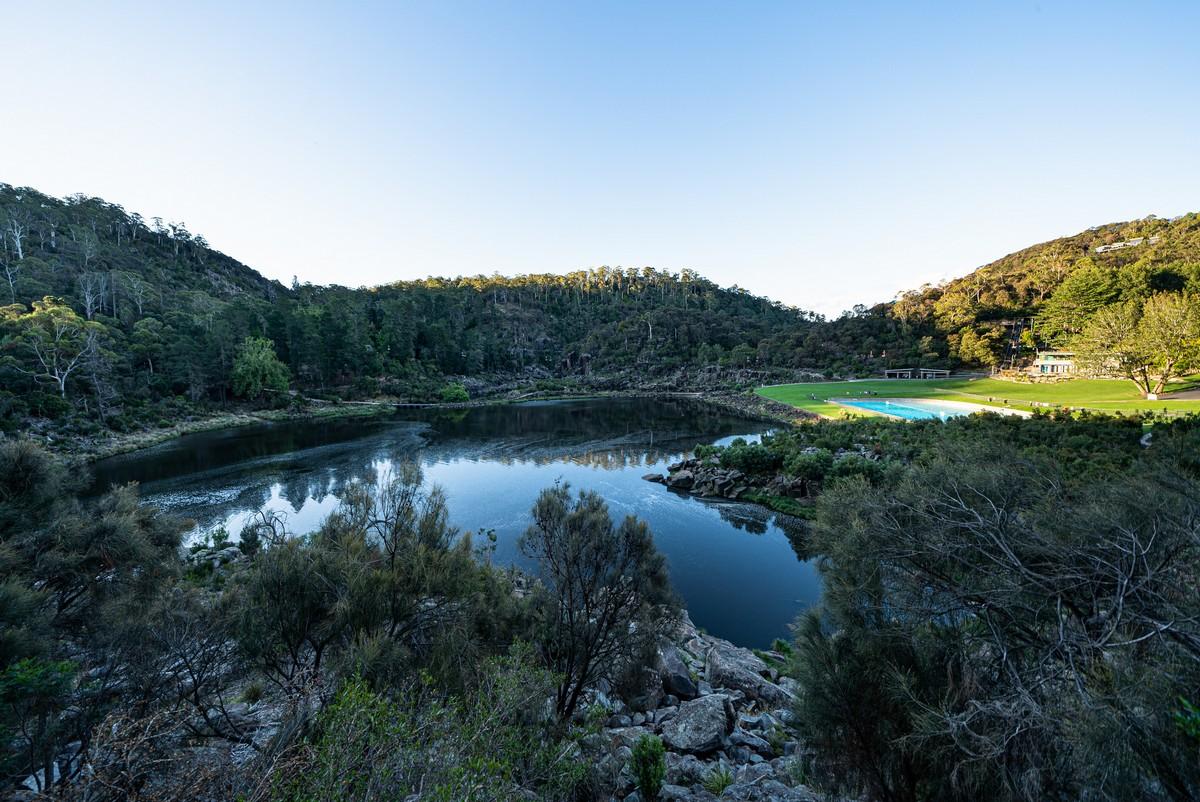 Естественные (и не очень) ландшафты Северной Тасмании. DSC06891