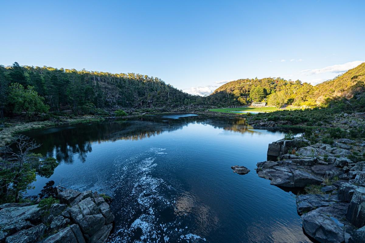 Естественные (и не очень) ландшафты Северной Тасмании. DSC06894