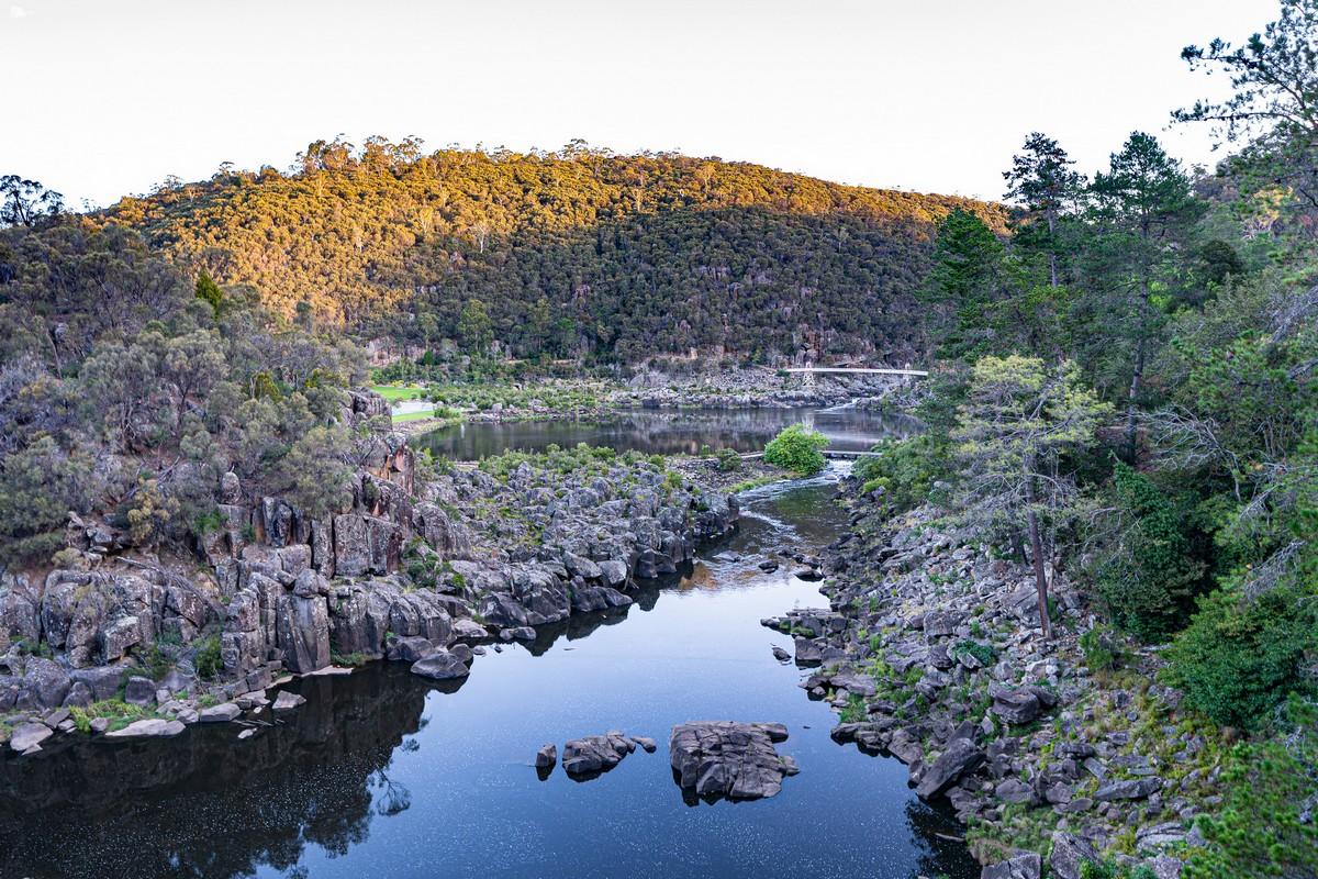 Естественные (и не очень) ландшафты Северной Тасмании. DSC06896