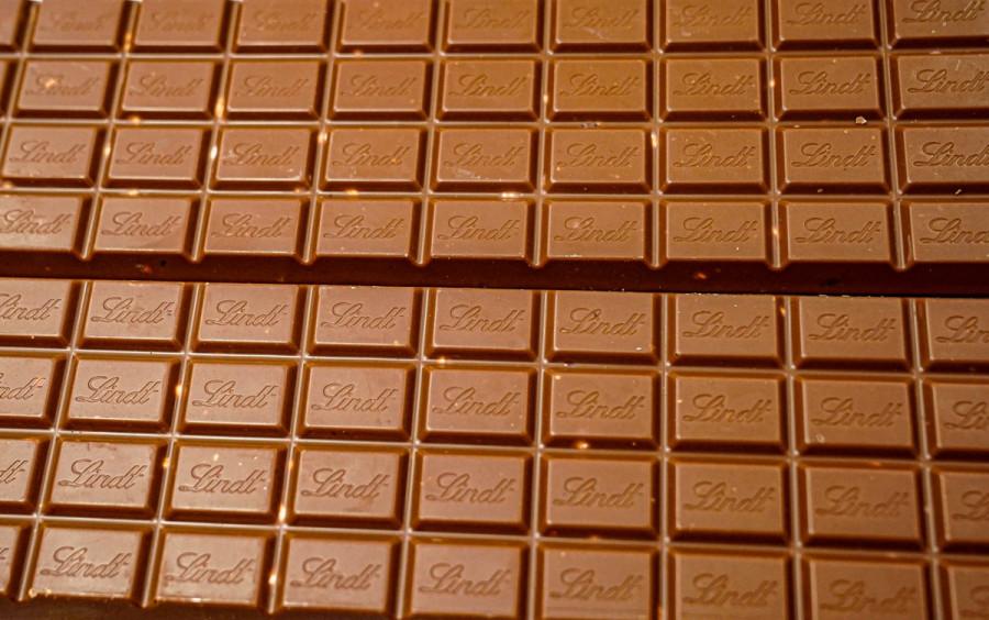 Задачка про очень большую шоколадку с ожидаемым сюрпризом.