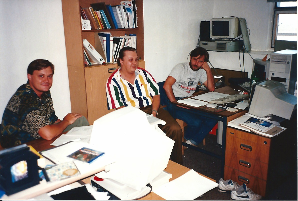 Нижегородка 1994